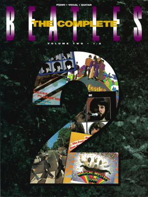 The Beatles Complete - Volume 2 Songbook - The Beatles book