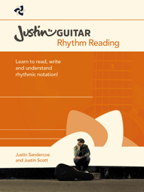 Justin Guitar: Rhythm Reading
