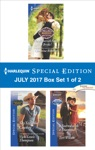 Harlequin Special Edition July 2017 Box Set 1 Of 2