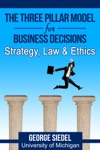 The Three Pillar Model For Business Decisions Strategy Law And Ethics