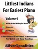 Littlest Indians For Easiest Piano Volume 9