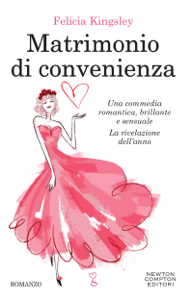 Matrimonio di convenienza Copertina del libro