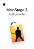 Apple Inc. - MainStage 3-Instrumente artwork