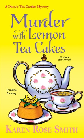 Murder with Lemon Tea Cakes PDF Download