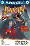 Batgirl Annual 2017- 1