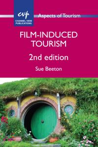 Film-Induced Tourism Copertina del libro