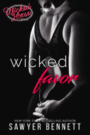 Wicked Favor - Sawyer Bennett book summary
