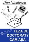 Teza De Doctorat Cam Asa