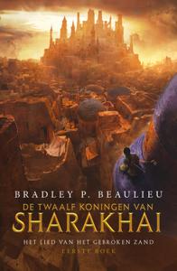 De twaalf koningen van Sharakhai Boekomslag