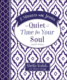 5 Minutes with Jesus: Quiet Time for Your Soul PDF Download