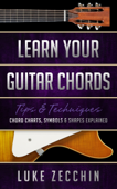 Learn Your Guitar Chords Book Cover