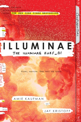 Amie Kaufman & Jay Kristoff - Illuminae