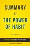 The Power Of Habit By Charles Duhigg  Summary  Analysis