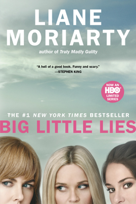 Big Little Lies - Liane Moriarty book