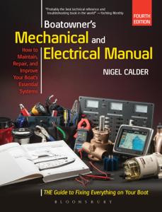 Boatowner's Mechanical and Electrical Manual La couverture du livre martien