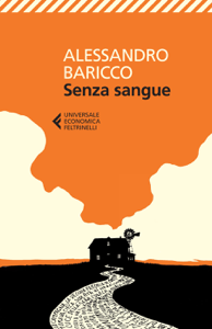 Senza sangue Libro Cover