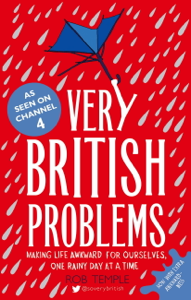 Very British Problems La couverture du livre martien