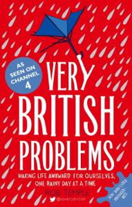Very British Problems La couverture du livre martien