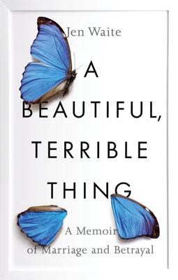 A Beautiful, Terrible Thing - Jen Waite book