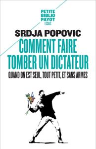 Comment faire tomber un dictateur quand on est seul, tout petit, et sans armes La couverture du livre martien