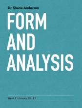 Form And Analysis Wk 2