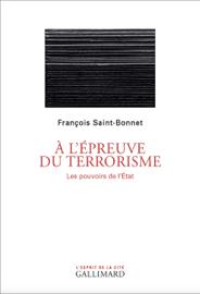 À l'épreuve du terrorisme. Les pouvoirs de l'État