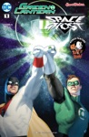 Green LanternSpace Ghost Special 2017- 1