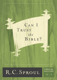 Can I Trust the Bible? book