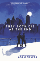 Adam Silvera - They Both Die at the End artwork