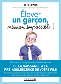 Élever un garçon : mission (im)possible !