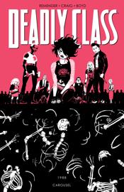 Deadly Class Vol. 5: Carousel book