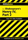 CliffsNotes On Shakespeares Henry IV Part 2