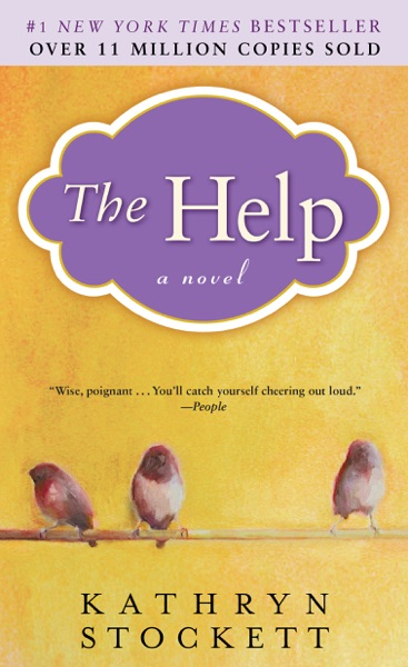 The Help - Kathryn Stockett book cover