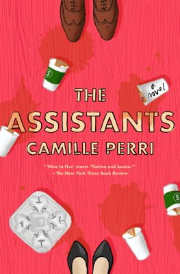 The Assistants - Camille Perri book
