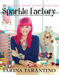 The Sparkle Factory Copertina del libro