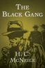 H. C. McNeile - The Black Gang  artwork
