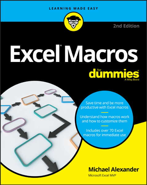Excel Macros For Dummies