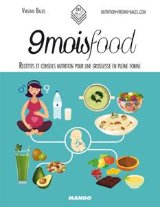 9 mois food La couverture du livre martien