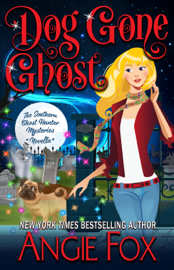 Dog Gone Ghost book
