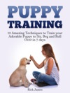Puppy Training 12 Amazing Techniques To Train Your Adorable Puppy To Sit Beg And Roll Over In 7 Days Housebreaking Puppy Tricks