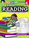 180 Days Of Reading For Kindergarten Practice Assess Diagnose