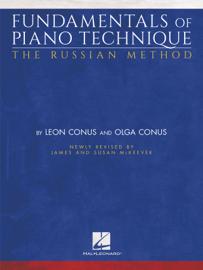 Fundamentals of Piano Technique - The Russian Method