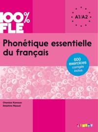 Phonétique essentielle du français niv. A1 A2 - Ebook