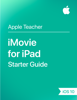Apple Education - iMovie for iPad iOS 10 artwork