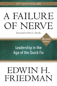 A Failure of Nerve Book Cover