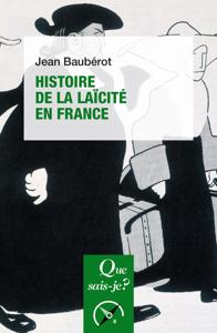 Histoire de la laïcité en France La couverture du livre martien