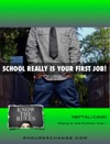 School Really Is Your First Job