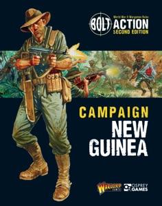 Bolt Action: Campaign: New Guinea