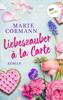 Marte Cormann - Liebeszauber à la Carte Grafik