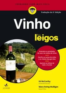 Vinho Para Leigos Book Cover